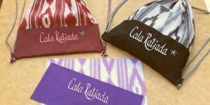 CARIS-Taschen - Turnbeutel mit Schriftzug