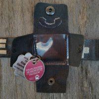 CARIS Nähwerkstatt, Hunde-Halsbandtasche