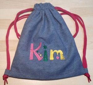 CARIS-Taschen - Kinder-Turnbeutel
