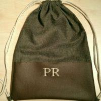 Caris-Taschen, personalisierte Geschenke, Turnbeutel