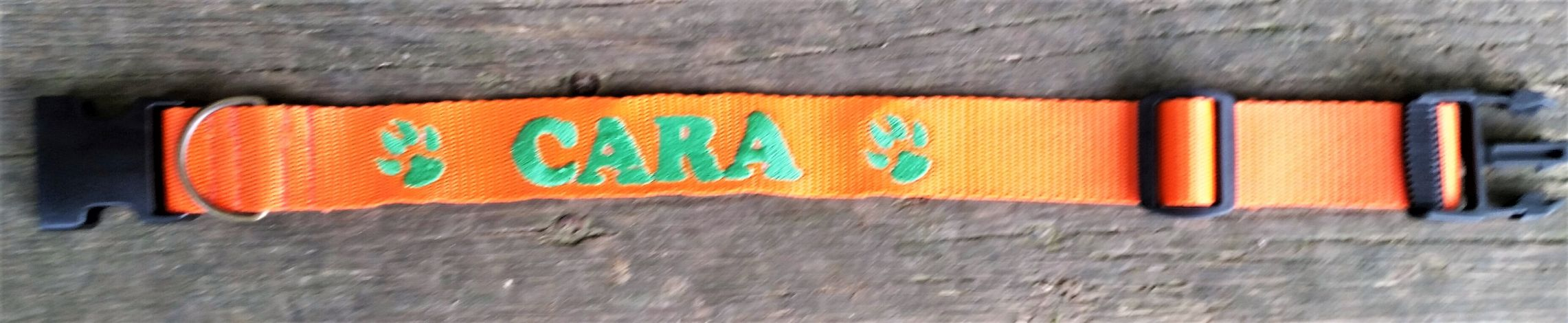 CARIS Nähwerkstatt, Hundehalsband