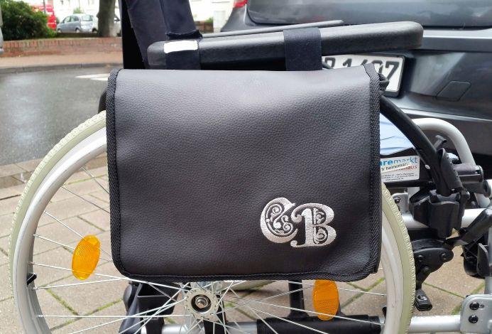 Caris Taschen, Rollstuhl-Tasche