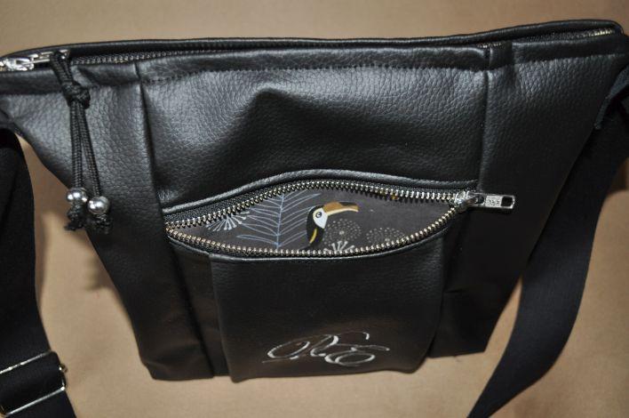 CARIS Naehwerkstatt - individuelle Handtasche