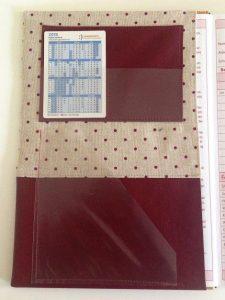 CARIS Naehwerkstatt, personalisierter Lehrerkalender
