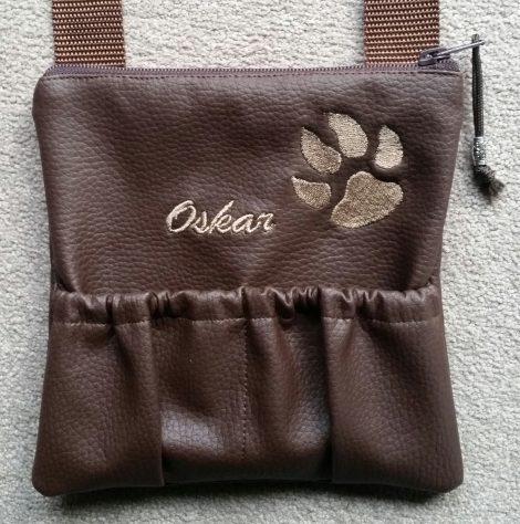 Hunde-Gassi-Tasche