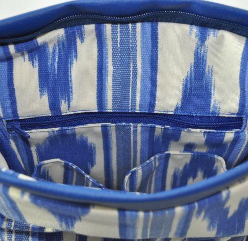 CARIS Taschen - Handtasche aus Mallorca-Stoff
