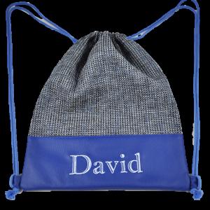 CARIS Taschen - personalisierter Turnbeutel mit Namen