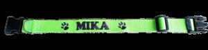 CARIS Nähwerkstatt - Hundehalsband mit Namen